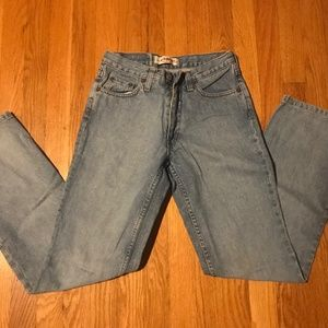 Big StarJeans-Vintage . Twiggy style